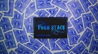 Four Stack by Zihu (Gimmick Not Included)