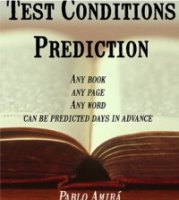 Test Conditions Prediction by Pablo Amira eBook (Download)