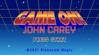 Game On By John Carey