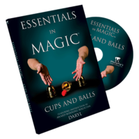 Essentials in Magic Cups and Balls by Daryl