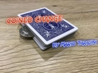 Coined Change by Mario Tarasini (Instant Download)